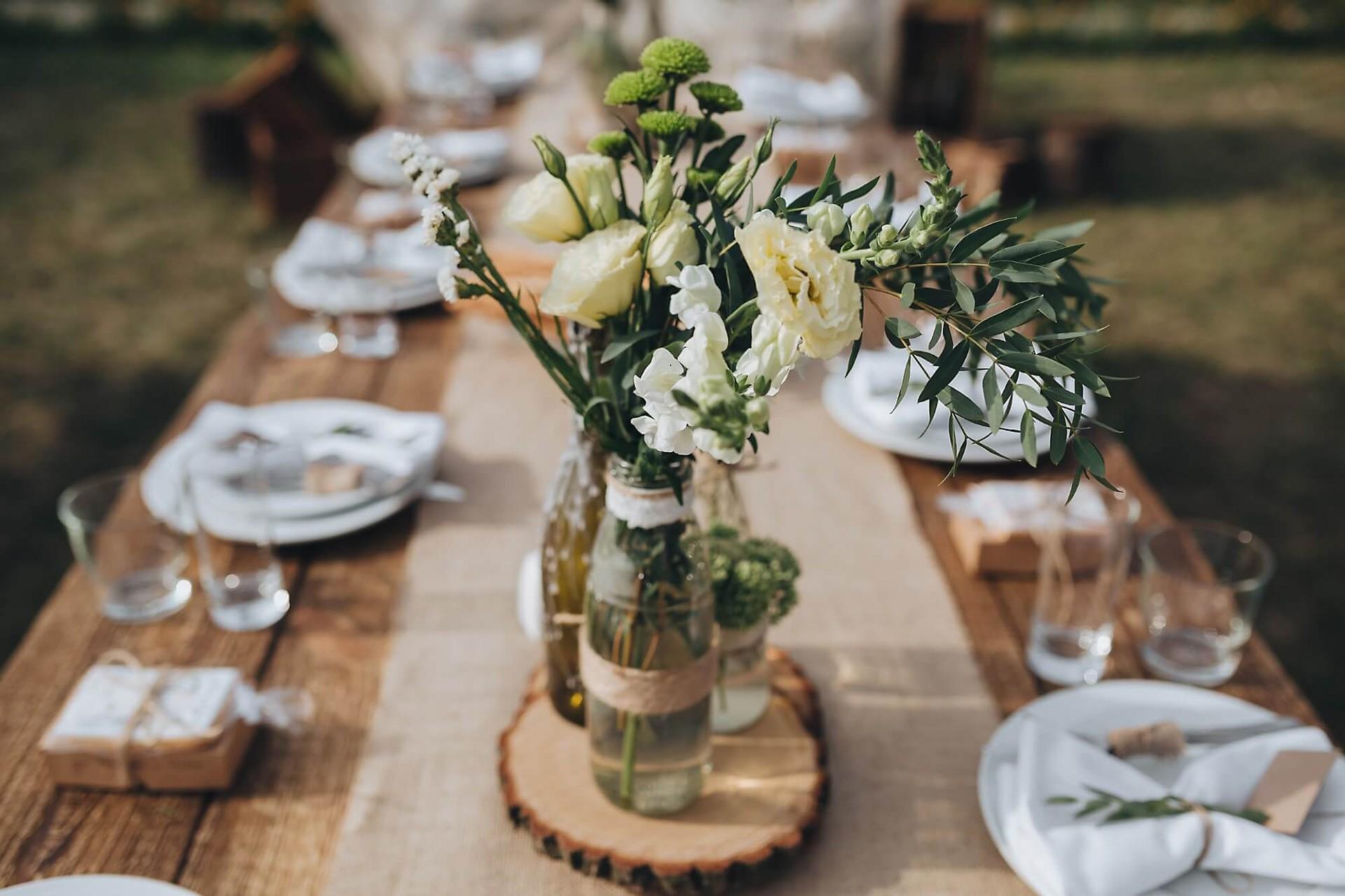 Organizadora de bodas en castilla-la mancha - 27 bodas decoración